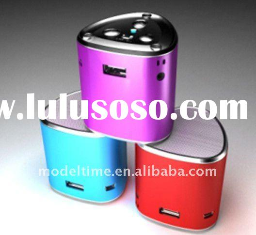 Mini Speaker with Radio support USB TF Card reader