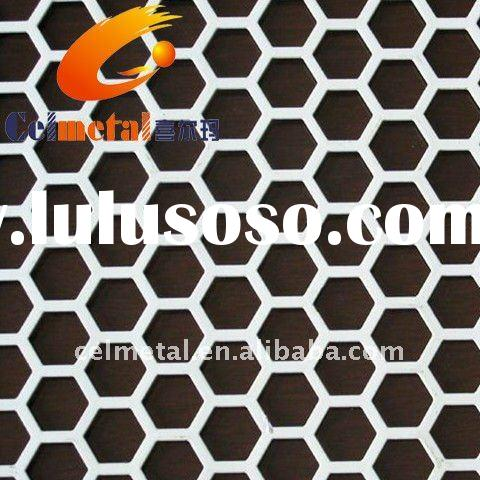 Perforated metal netting/Perforated metal Sheet(Free Sample, 3 Year warranty)