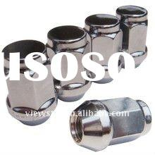 Wheel lug nuts and bolts M12, M14, Hex19, Hex24