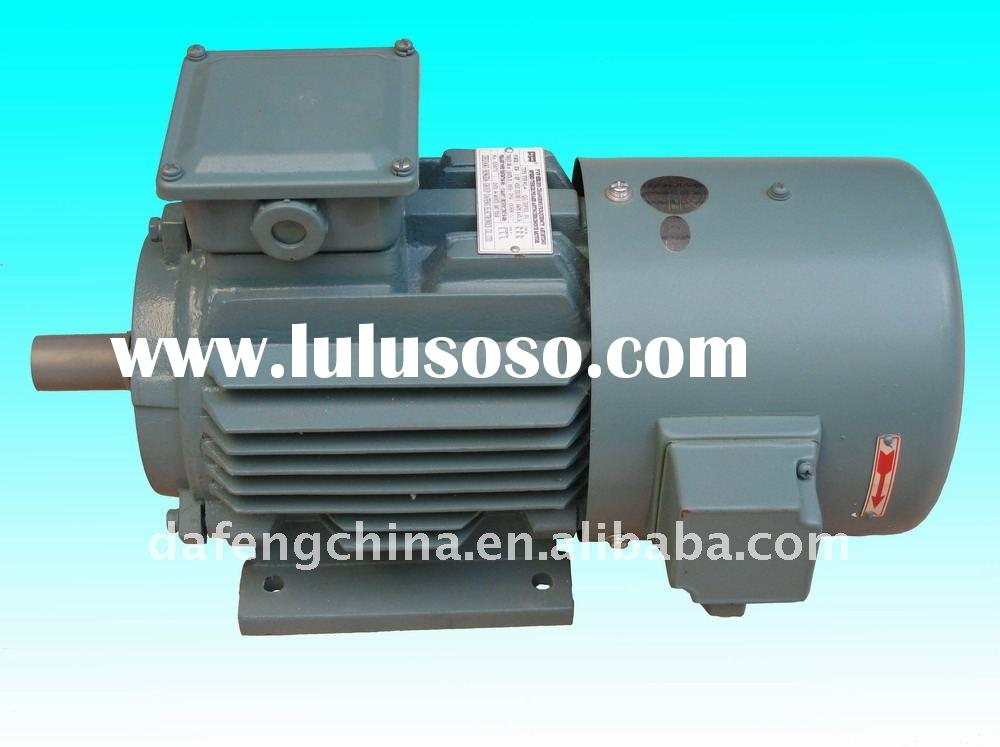 YVF series three-phase frequency-changing speed-adjusting asynvhronous motor