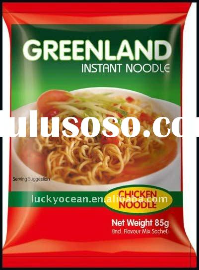 delicious chinese Instant noodles