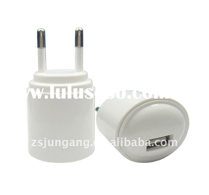 5V 1000mA usb mobile phone charger for iphone