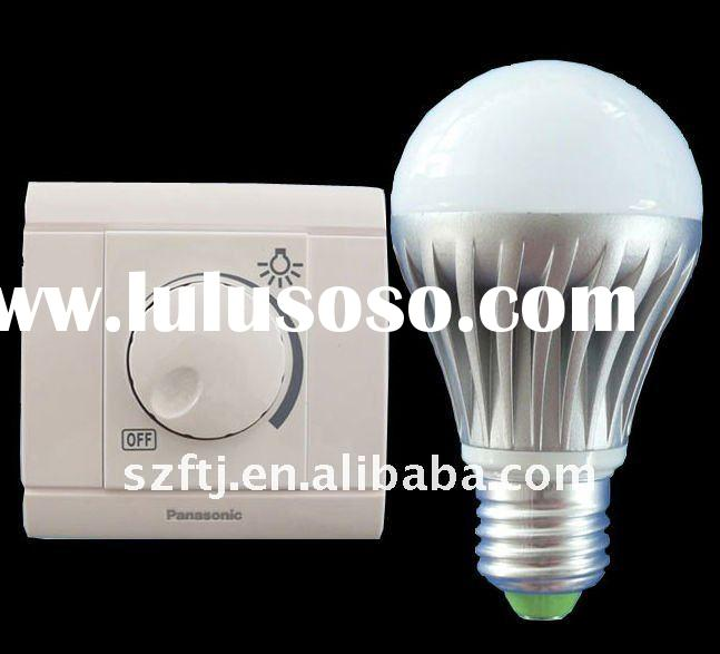 6W High Power LED Dimmable Bulb