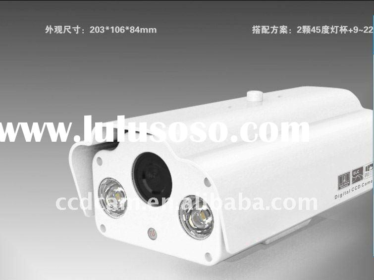 EC-W7034 White Light Waterproof Camera Professional for car license plate capture