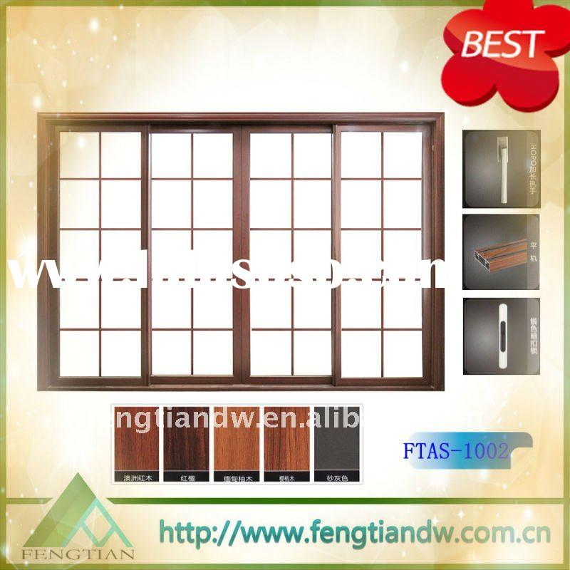 European Window Manufacturers : Aluminum jalousie window for sale price china