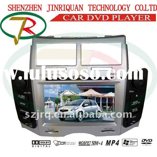 JANPANESE TOYOTA YARIS double DIN SPECIAL CAR DVD PC WITH DIGITAL TV GPS