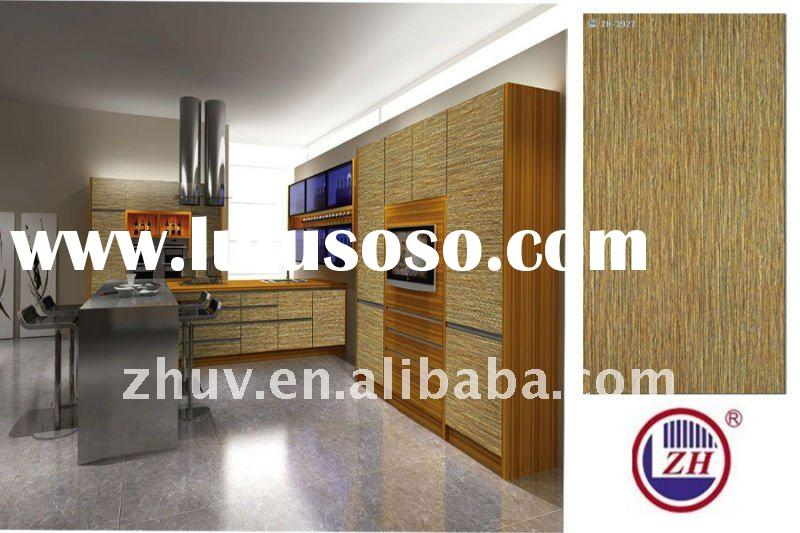 KItchen Cabinet with High Gloosy MDF,Acrylic Panel