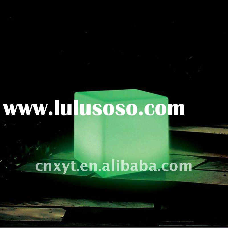 Led pool mood light,can used as a chair ,max weight is 200kg