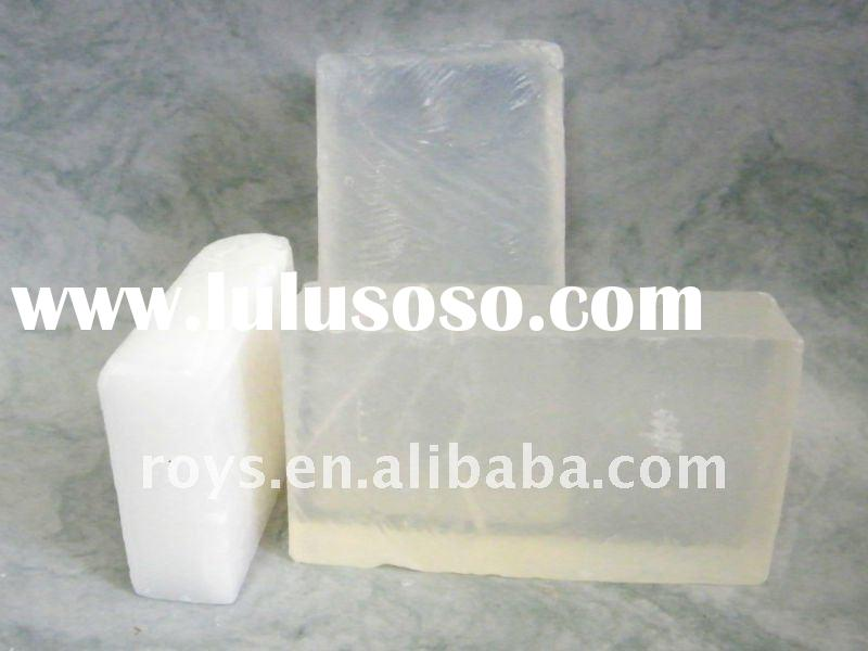 SLS Free Natural Soap Base For Melt And Pour Handmade Soap