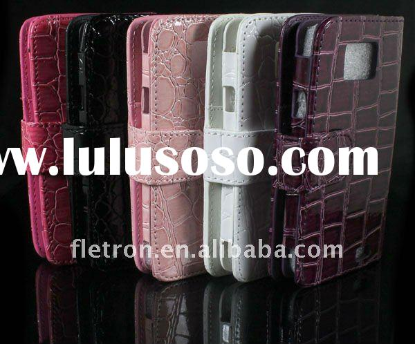 Snake Leather Case For Samsung Galaxy S 2 i9100