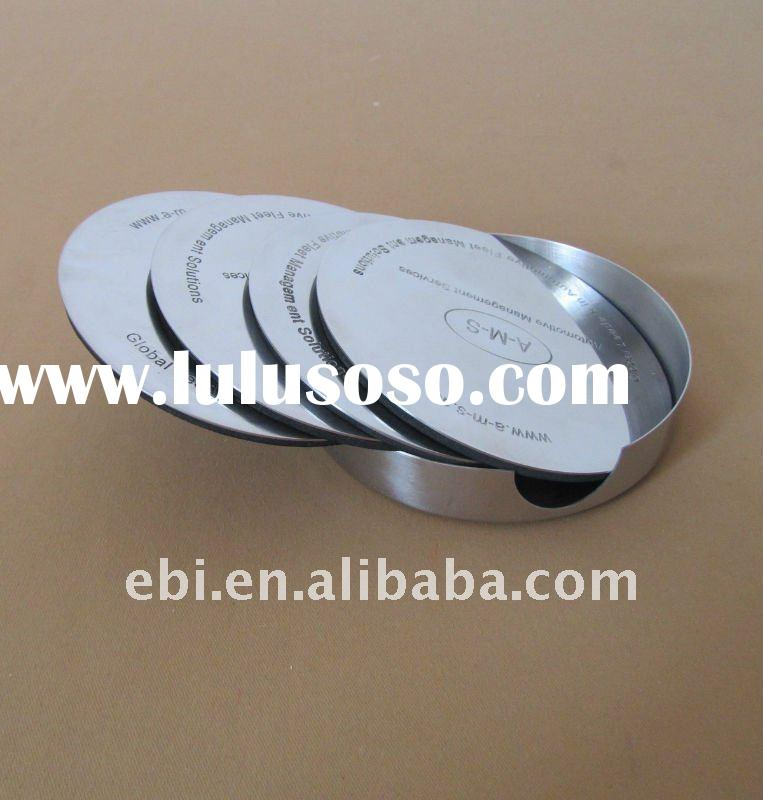 Stainless Steel Coffee Cup coaster