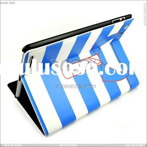 T-shirt Stand Leather Case for iPad 2   P-IPAD2CASE081