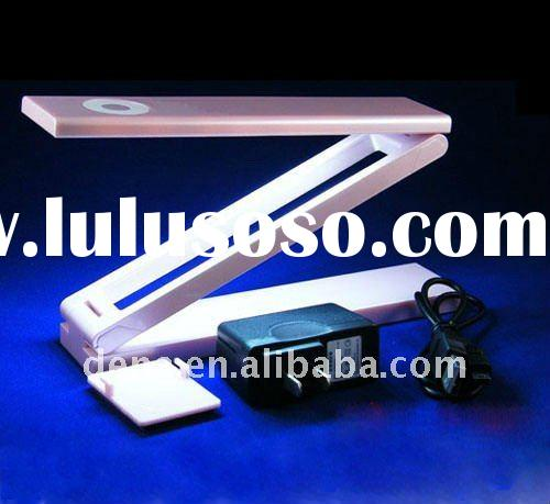 USB Rechargeable Lithium Battery Supply & Folding LED Desk Lamp