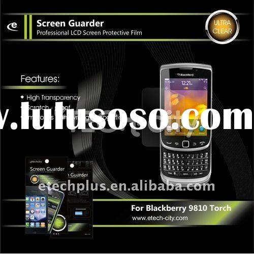 Ultra Clear Screen Protector for Blackberry Torch 9810
