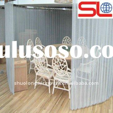 Wall decorative metal wire mesh
