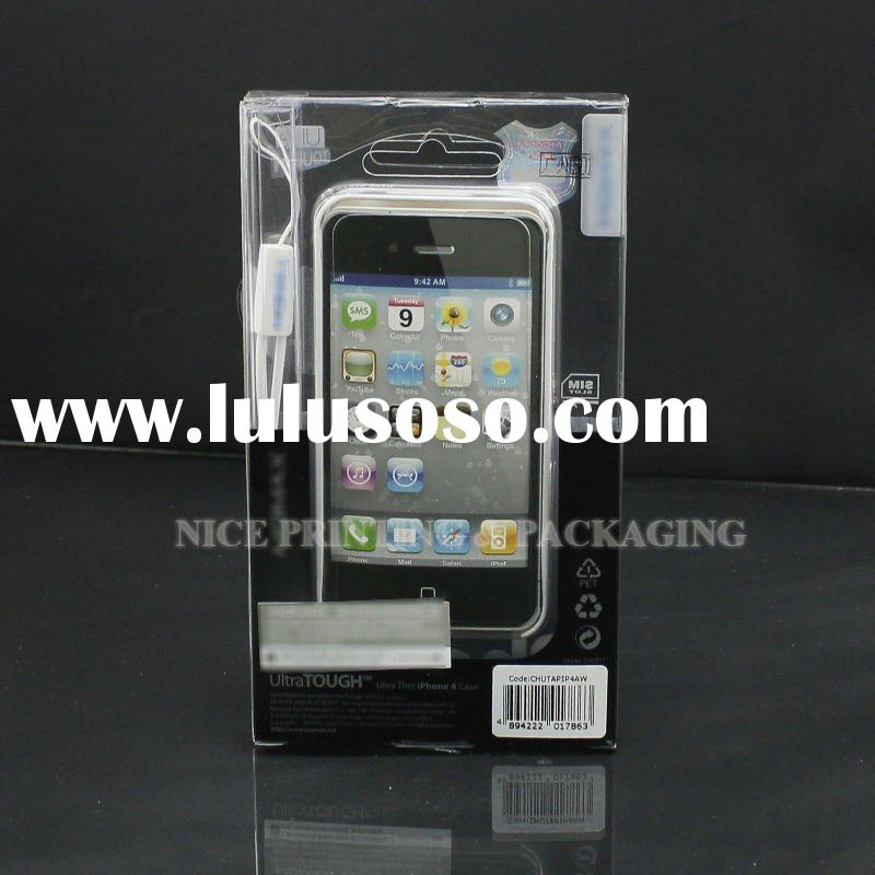 hotsale mobile phone case packaging factory