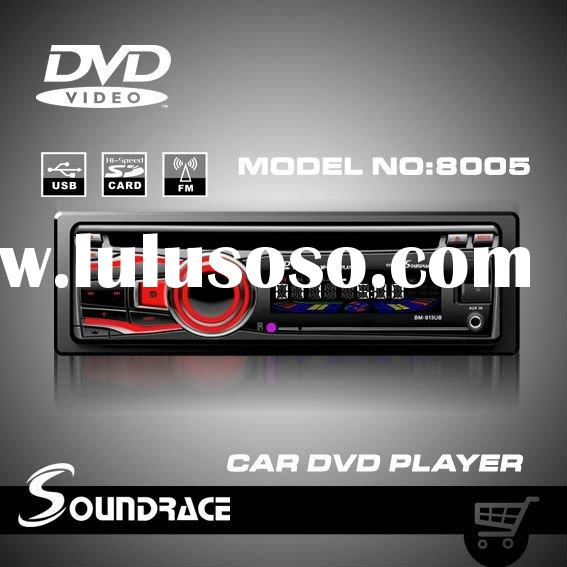 2011latest Design One Din Car DVD Player S8005