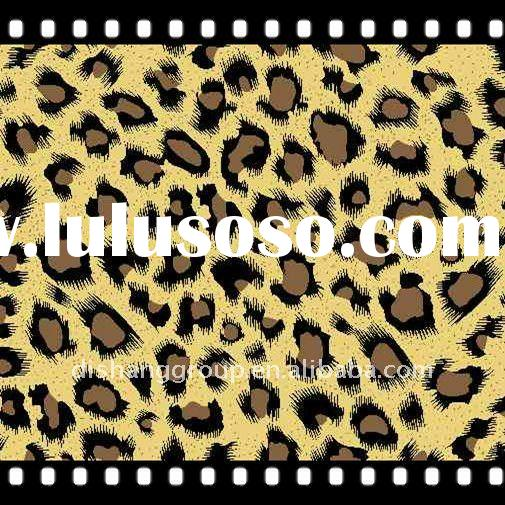 32s Printed Cotton Jersey Fabrics
