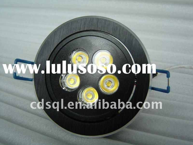 5W LED Cup Lamp. down light/spot light/Coppa della lampada a LED. spot