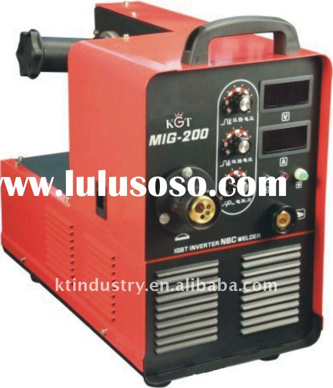 IGBT Inverter CO2 Gas-shield MIG welding machine