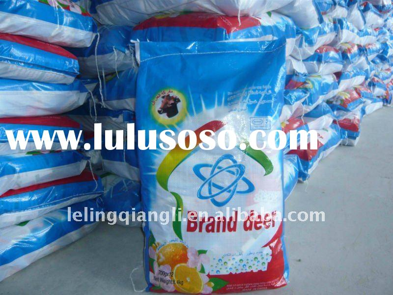 Rich Foam and High Quality washing powder