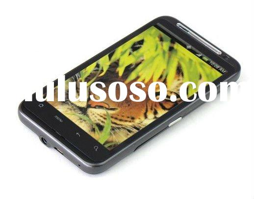 touch screen phone H400,Android OS V2.3, GPS navigation system,3.5mm stereo audio jack