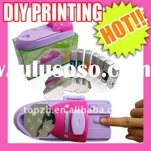 050 nail art tools new kind to use Stamper Kit Printer Machine