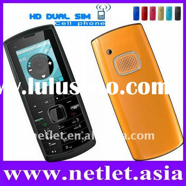 2011 3Q Newest GSM Dual Sim Cheap Cell Phone