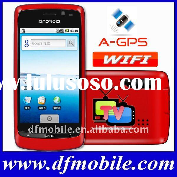 """3.6"""" Cheapest Android 2.2 Smart Cellphone A8"""