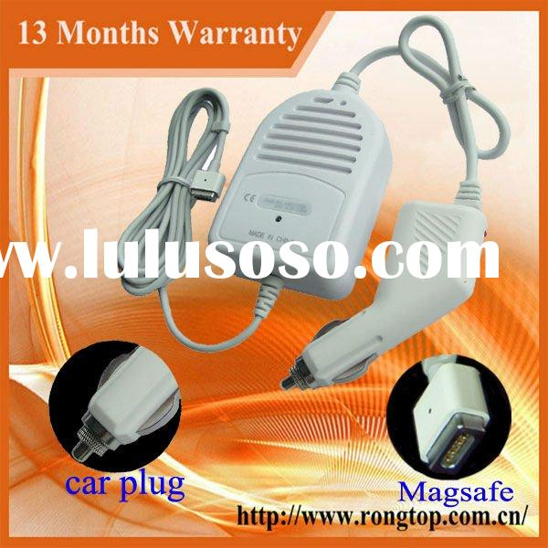 85W Laptop Car Charger for Macbook pro Magsafe A1175
