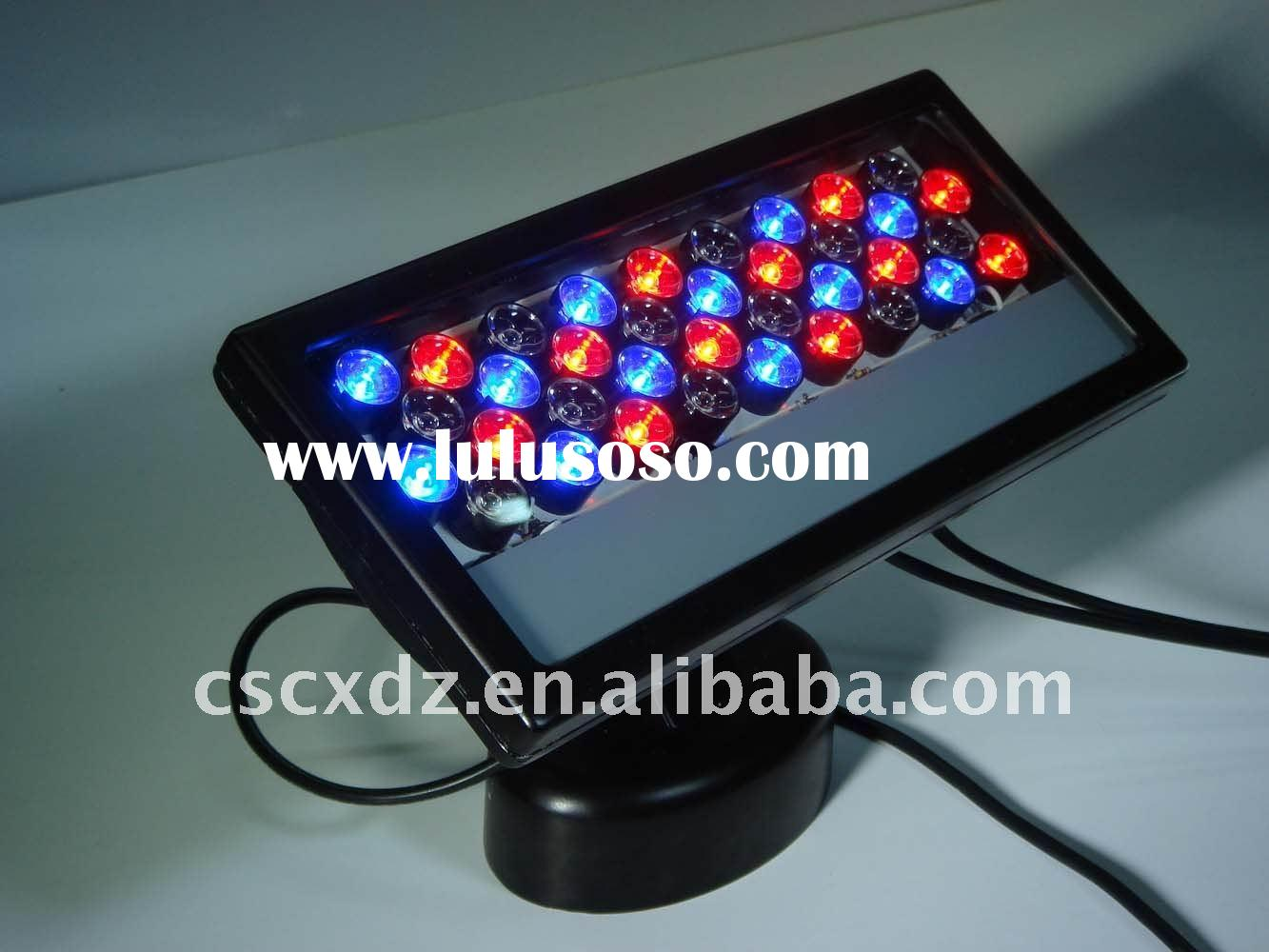 DMX512 IP65 RGB 36pcs High Power LED Wall Wash Floodlight