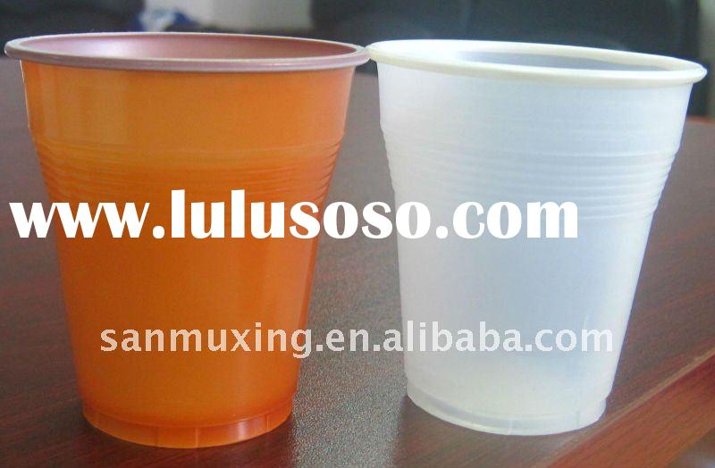 Disposable coffee cups,  Double colors coffee cups