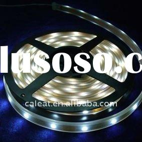 Drip Resin and Silicone Encased Waterproof 5050 LED Strip Light RGB 30-LED/meter