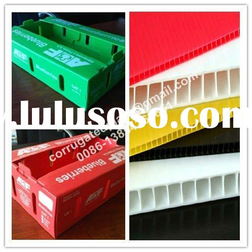Folding / Foldable Corrugated Plastic Box