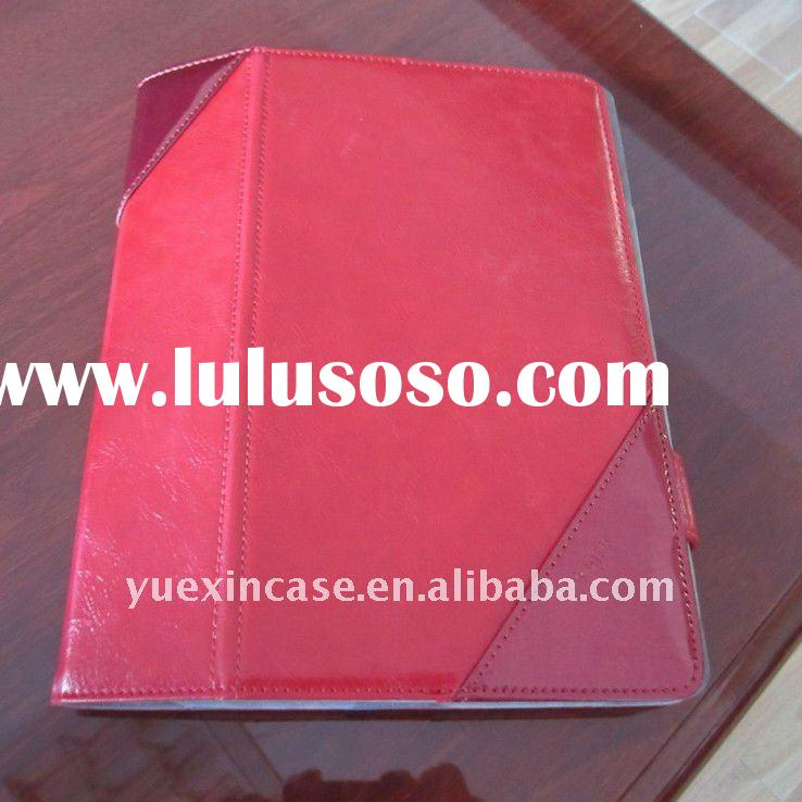 New Arrival Genuine Leather Good Quality for iPad 2 case