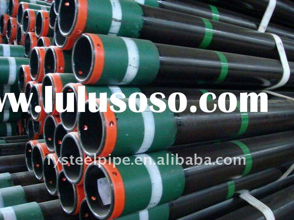 Q235 BS1387 galvanized gas steel pipe