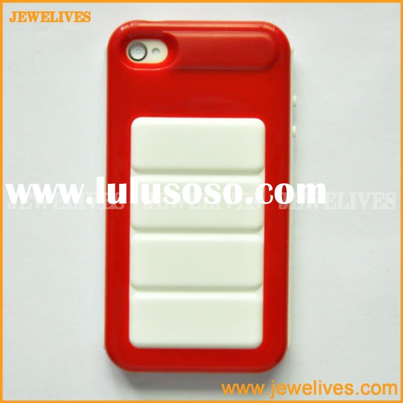 TPU  Hot Cover case for iphone 4 with high quality