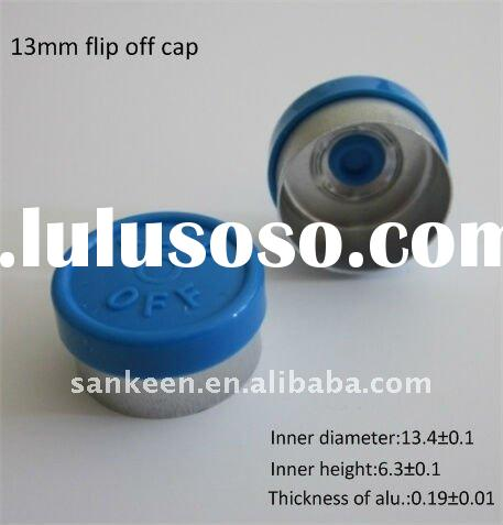 13mm flip off cap