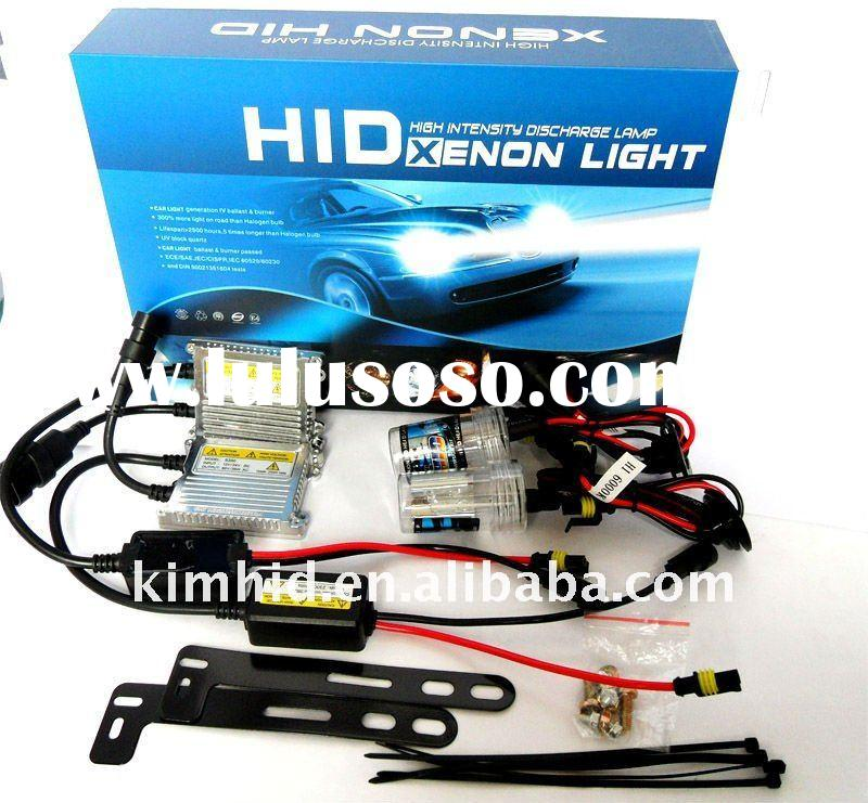 2011 best 35w 6000k hid xenon kit