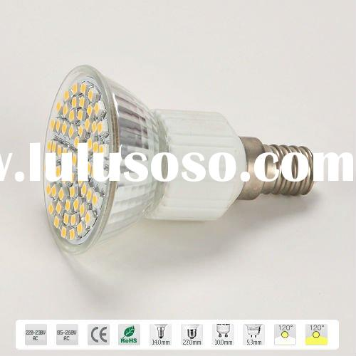 60SMD E14 LED LIGHT
