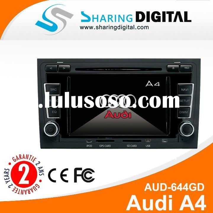 Sharing Digital AUDI A4 Car DVD Player