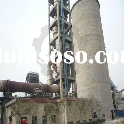 Small Scale Cement Plant 700TPD