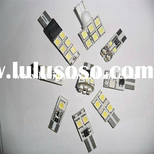 T10 canbus auto part led car lamp 5050 3smd