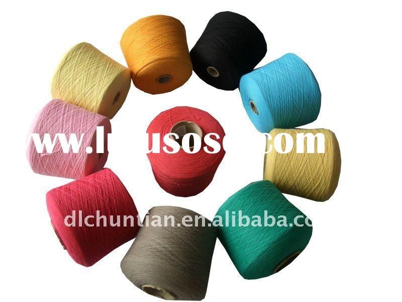 cashmere/wool blended yarn