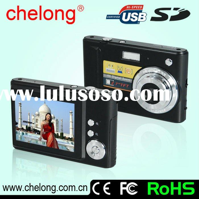 "500M pixel 12m 2.7"" LCD panel Digital Video Camera"