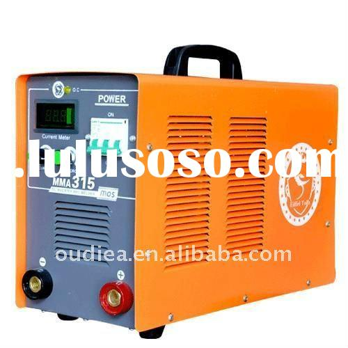Inverter mma dc arc welding machine mma welder(315A, 400A)