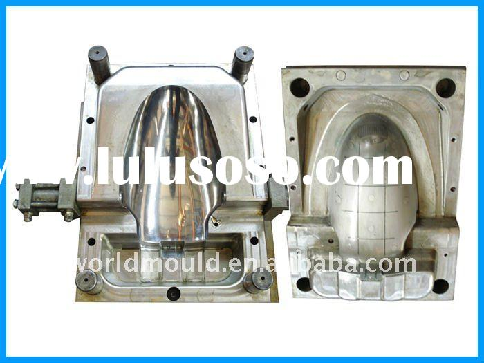 Motorcycle plastic injection mold