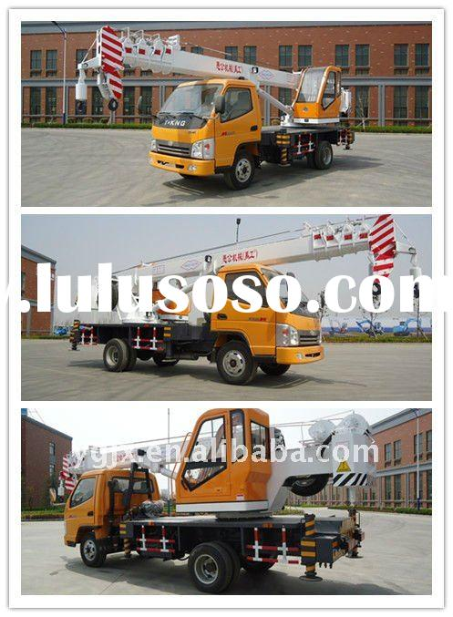 Truck mounted crane 6tons 7tons 10tons with low price