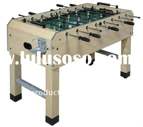 cheap price MDF custom soccer table/ football game table