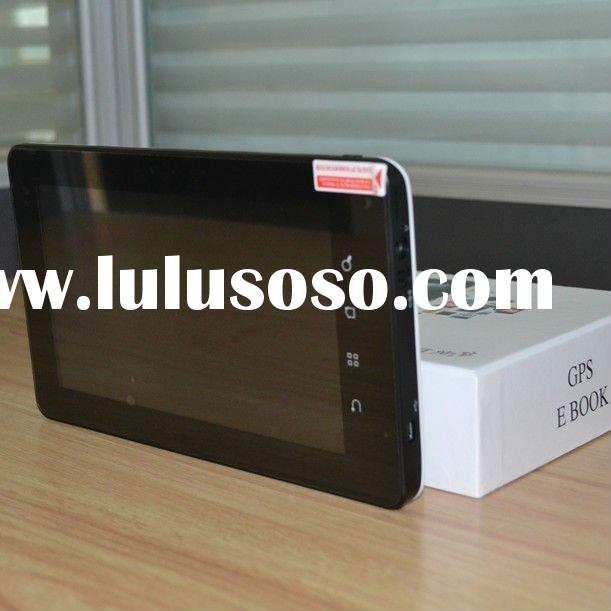 "high-end 7"" android 3.0 tablet 3g phone gps wifi bluetooth dual camera exported 160000 pcs"